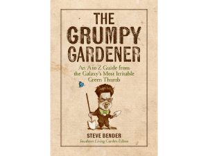 The Grumpy Gardener's Book