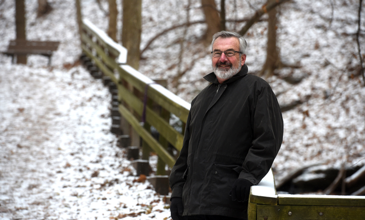 Philip Gruszka is director of horticulture and forestry for the Pittsburgh Parks Conservancy. He has lots of interesting plants with winter interest to recommend.