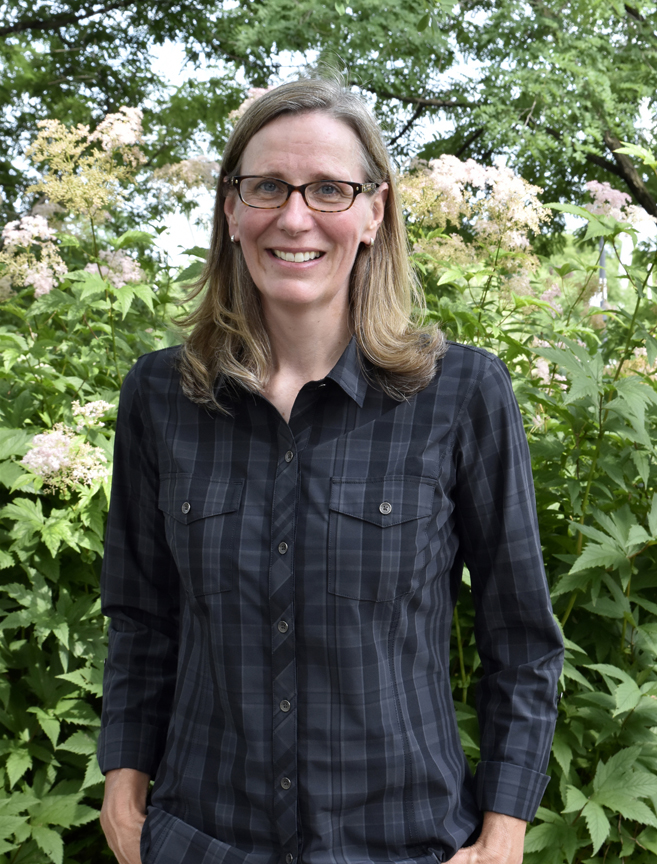 Heather Holm is an author and pollinator educator who will be spending two days at the Pittsburgh Botanic Garden teaching homeowners about the benefits of pollinators