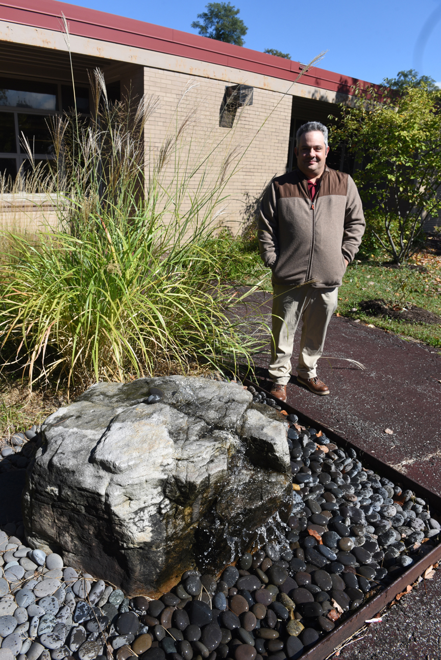 Art DeMeo is director of community greenspace services for the Western Pennsylvania ConservancyÕs community gardens and greenspace program. He worked on creating a Sensory Garden at Pioneer Education Center in Pittsburgh.